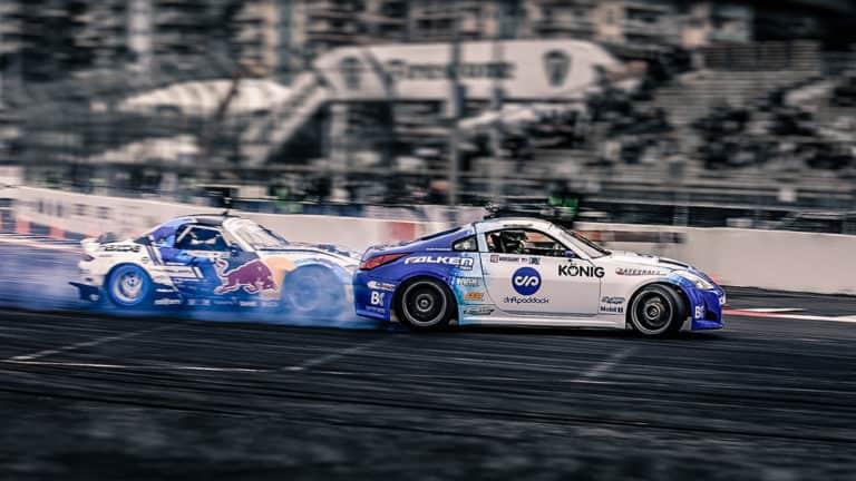 Formula Drift Round 1