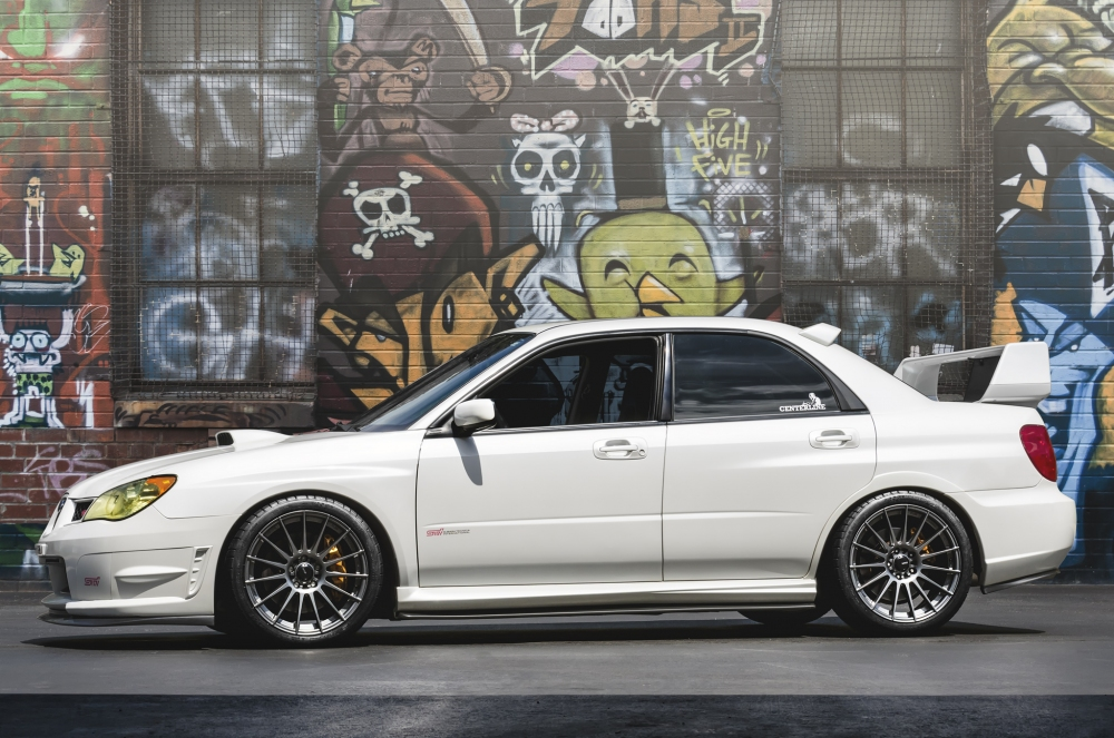 Used Subaru Impreza >> Rennform - Konig Wheels