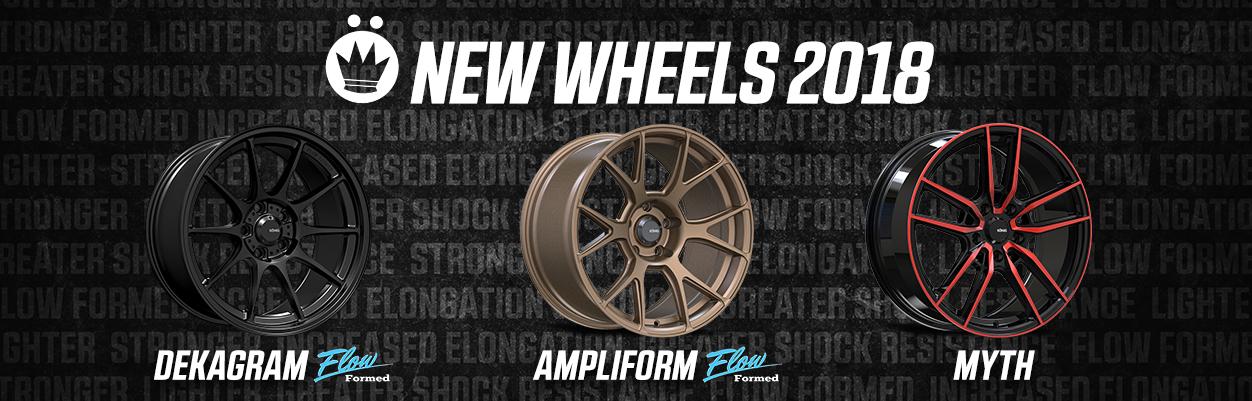 New Wheels 2018