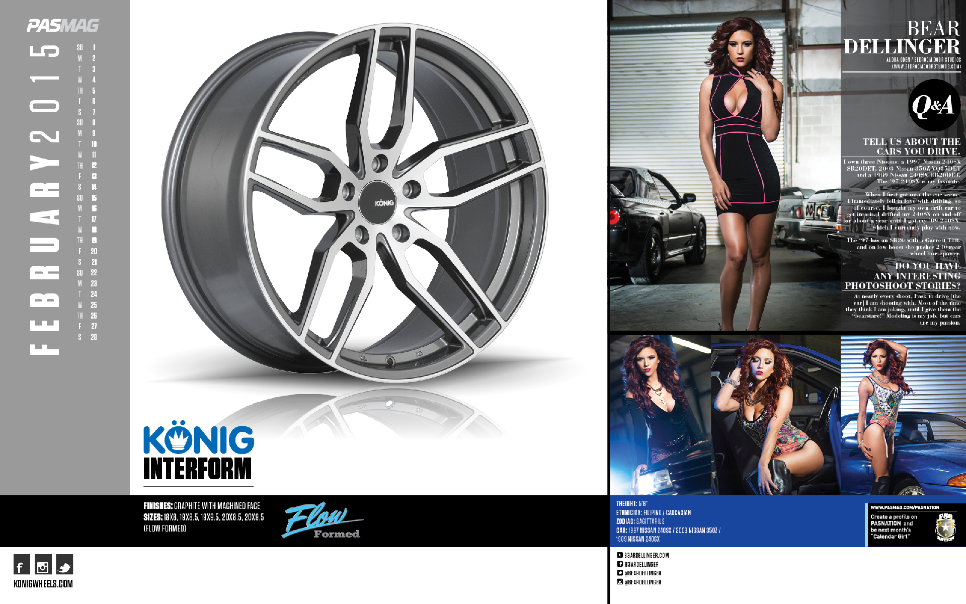 Performance Auto and Sound Magazine Archives - Konig Wheels