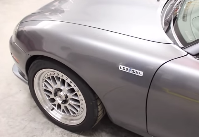 TTG LS3 Miata on Konig Roller Wheels - Konig Wheels
