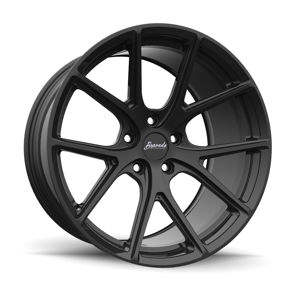 Bravado Performance Wheels Modern Muscle Car Wheels By Konig